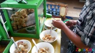 Abang Tukang Bakso Lagu Anak Indonesia -  Memasak Bakso - Belajar Membuat Bakso