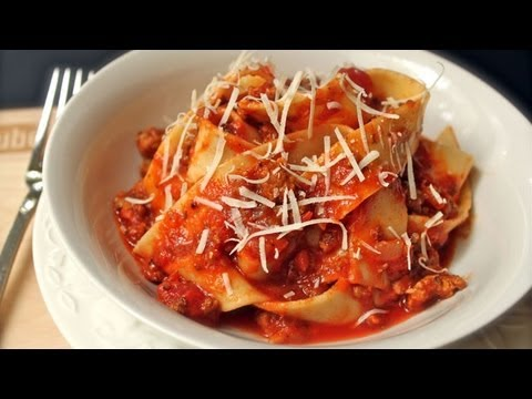 MEAT SAUCE — Spicy Sausage Meat Sauce Recipe