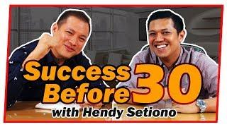 Video Success Before 30 with Hendy Setiono (Kebab Turki Baba Rafi) MP3, 3GP, MP4, WEBM, AVI, FLV Juli 2018