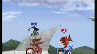Corneria hates Meta Knight! (Credit to RapidAssassin)