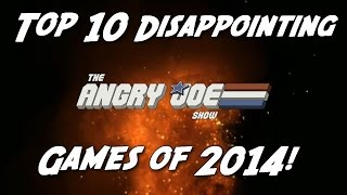 Video Top 10 Disappointing Games of 2014! MP3, 3GP, MP4, WEBM, AVI, FLV Juni 2018