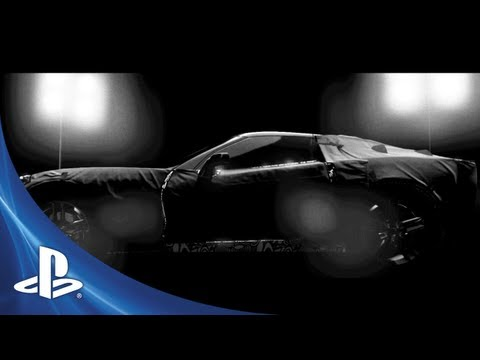Gran Turismo 5 Receives Secret Corvette C7 Test Prototype