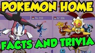 UNBELIEVABLE Pokemon Home Trivia! OVER 1250 Pokemon - Eternal Flower Floette by Verlisify