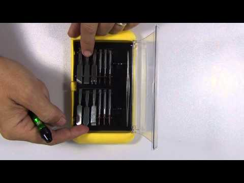 Spudger and Prying Tool Kit for Tablet Computer and Smartphone Repair