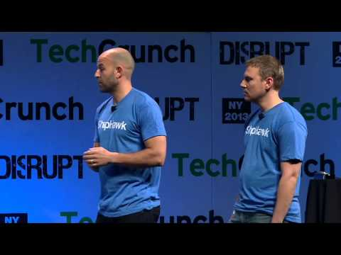 ShipHawk (Audience Choice Winner) Presentation: Startup Battlefield | Disrupt NY 2013