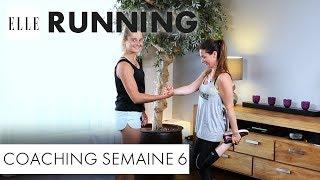 """Candice Anzel du blog « Family-deal.com » a pour objectif de courir les 10 km de la course à pied « ELLE Run ». Seul problème, elle n'a pas fait de sport de depuis des années. Pendant deux mois, elle va alors s'entraîner avec Marine Leleu, sportive émérite arrivée seconde à l'Ironman en 2015. Voici la sixième séance de coaching.Abonnez-vous à la chaîne ELLE : http://bit.ly/YouTubeELLERetrouvez ELLE, le magazine féminin de la mode, de la beauté et de toute l'actualité des femmes sur : Elle.fr : http://www.elle.frElle Vidéo : http://videos.elle.frFacebook : https://www.facebook.com/elleTwitter : https://twitter.com/ELLEfrancePinterest : http://www.pinterest.com/magazineellefr/REMERCIEMENTS :Marine Leleu Instagram : https://www.instagram.com/marinlle/?hl=frYoutube : https://www.youtube.com/channel/UCqK1waQtKyHfjEEtMfxvudgCandice AnzelFaceboook : https://www.facebook.com/mamanimparfaites/Site : http://www.family-deal.com/Insta :  candice_mamgyverProduction : LEDCopyright : ©ELLE 2017"""""""