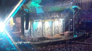 The Flood - LIVE - Take That - Progress Tour - Manchester 11th June 11