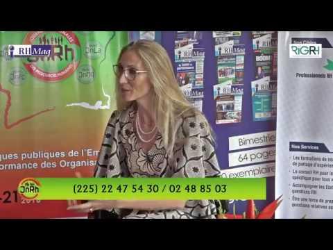 JNRH 2018 - Interview de Mme MAI HERVE DU PENHOAT, Directrice stratégie - AFRICA HR CONSULTING & ASSOCIES