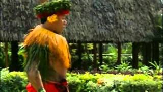 Samoan island demonstration at the Polynesian Cultural Center on Oahu, Hawaii. Loved the humor.