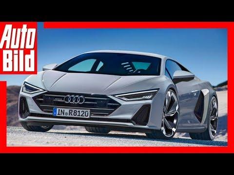 Audi R8 - Zukunftsaussicht Lamborghini Basis? - Detai ...