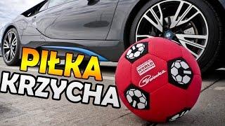 Piłka ballON Turbo Freestyler Red rozmiar 4.5