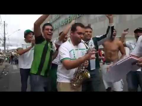 CHARANGA DA BARRA UNA (TORCIDA DO AMÉRICA) - VÍDEO 2 - Barra Una - América Mineiro