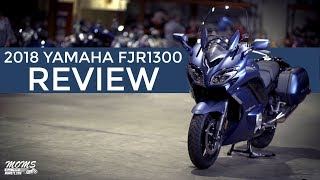 6. 2018 Yamaha FJR1300A Ride Review