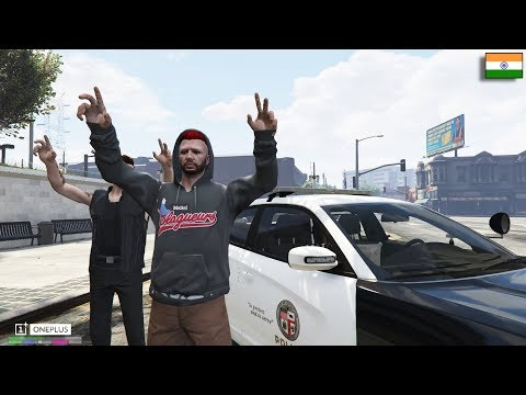 GTA 5 Role Play In Indian Legacy Servers • GTA 5 Live Stream Powered By OnePlus