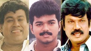 Vijay, Senthil, Goundamani Comedy - Coimbatore Mappillai Tamil Movie Scene - Timepass
