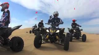 11. 2012 Yamaha Raptor 700R   YFZ450R Special Edition Review   Video