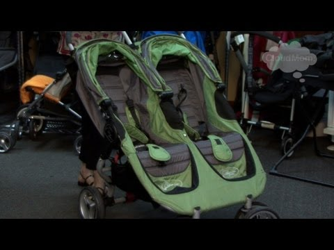 Baby Jogger City Mini Double Stroller Review | CloudMom