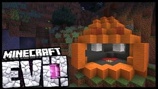 TRICK OR TREAT!! | Minecraft Evolution SMP | #105