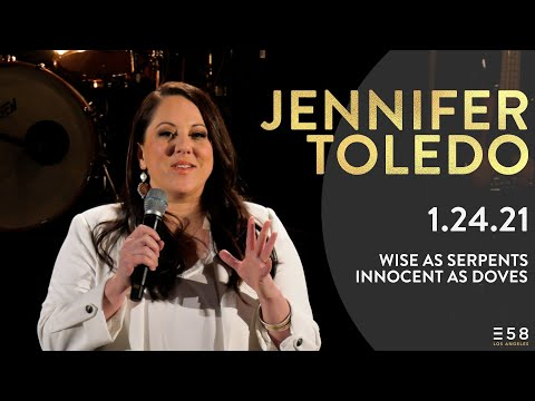 Wise as Serpents, Innocent as Doves | Jennifer Toledo | Expression58