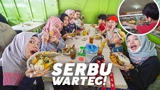 Video Rusuh Serbu Warteg Di Pinggir Jalan, Pertama Kali Ke Warteg Buat Gen Halilintar Kids MP3, 3GP, MP4, WEBM, AVI, FLV Agustus 2019
