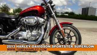 5. New 2013 Harley Davidson 883 low Sportster Superlow 2014 models coming