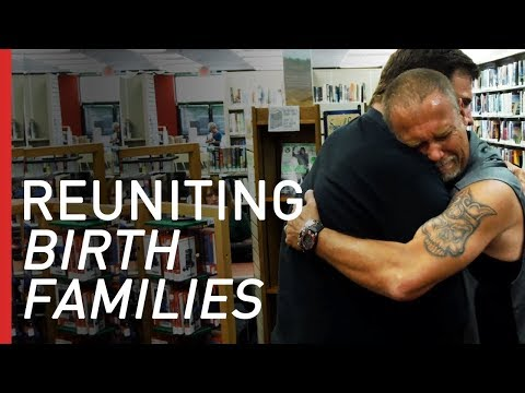 Search Angels: The Volunteers Reuniting Birth Families