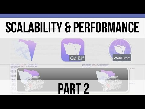 016 Making FileMaker 14 Faster - Scalability & Performance Part 2