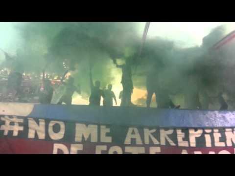 La Furia Verde-la fiesta ante olynpya - Fúria Verde - Marathón