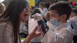 Najmlađi kroz čitanje i igranje učili o važnosti oralne higijene