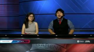 AEX vs Jokers, game 1