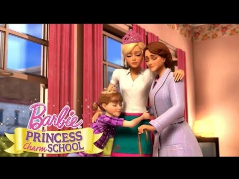 Barbie™ Princess Charm School (2011) Full Movie Part 2 | Barbie Official Movies