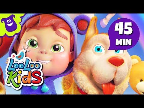 Bingo - THE BEST Nursery Rhymes and Songs for Children   LooLoo Kids