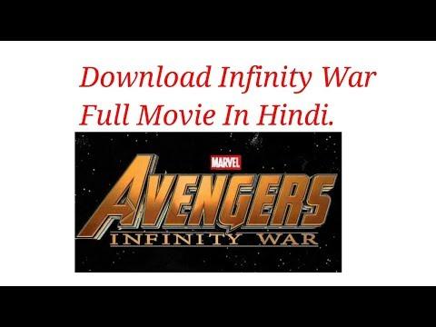 Download Avenger Infinity War full movie in Hindi