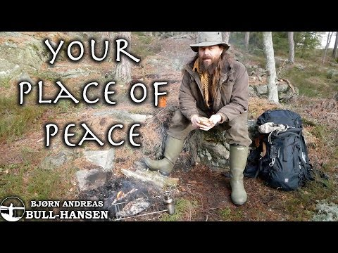 Find A Place Of Peace | Men's Mental Health | Bjørn Andreas Bull-hansen