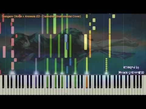 Dusk Maiden of Amnesia ED - Calendrier 【Instrumental Cover】