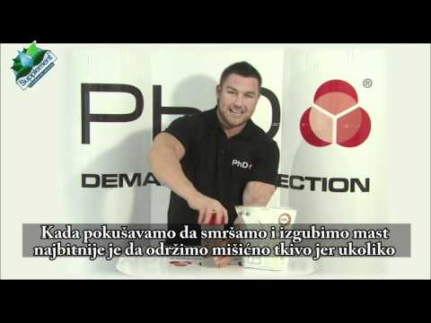 Diet Whey PhD – Supplement Beograd