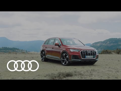 Trailer 2019 #Audi #Q7 | The next level of the Audi Q7