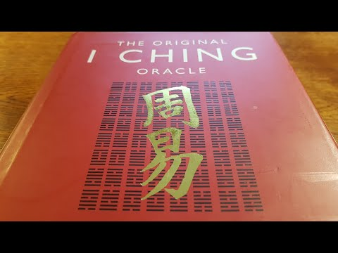 The Original I Ching Oracle by Ritsema and Sabbadini - Esoteric Book Review