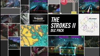 "Learn to play 4 garage rock hits with a second pack from The Strokes! ""Someday,"" ""You Only Live Once,"" ""Taken For A Fool,"" and ..."