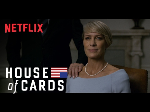 House of Cards Season 3 White House Portrait