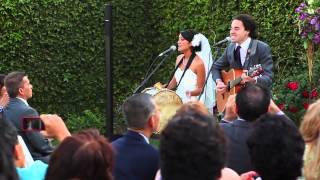 """No Matter Where You Are"" - Us The Duo (Live Wedding Performance) - YouTube"