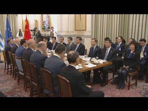 Πρ. Παυλόπουλος: Εμβληματική αναβάθμιση της στρατηγικής σχέσης Ελλάδας Κίνας