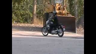 7. Yamaha V Star 250 Slow Ride
