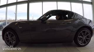 Mazda MX-5 RF GS 2017 youtube video