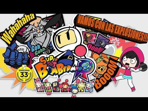 Jugando Con CrazyPolitha: Bomberman ¨Somos Terribles¨- CrazyPolitha (Video Resubido)