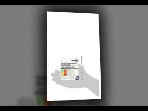 Nicotine Transdermal System Patch Step 1, 2, 3 Stop Smoking Aid