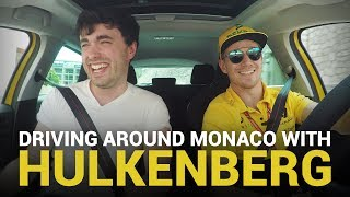 Matt gets an incredibly special insight to the Monaco GP with 3 laps in the 2018 Renault Megane Sport and an interview with the one and only Nico Hulkenberg!SUBSCRIBE to WTF1 http://bit.ly/WTF1Subscribe----- Follow WTF1 -----Subscribe to WTF1: http://bit.ly/WTF1SubscribeOn our website: http://www.wtf1.comOn Facebook: http://www.facebook.com/wtf1officialOn Instagram: https://www.instagram.com/wtf1official/On Twitter: http://www.twitter.com/wtf1official----- Music by -----Tom Kent: http://www.tomkentmusic.co.ukYouTube: http://youtube.com/tomkentmusic