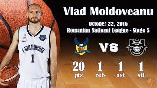 2016.10.22 Vlad Moldoveanu at CSU Sibiu