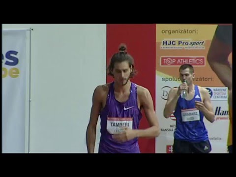 Gianmarco Tamberi 2.35 WL NR (Banska Bystrica 04.02.2016)