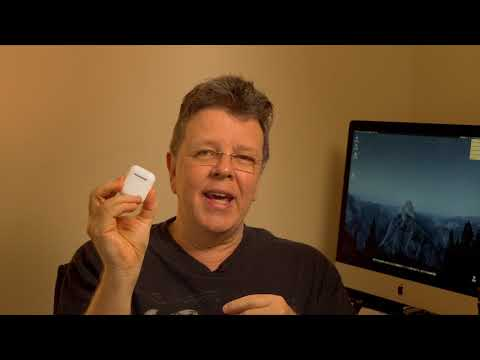 Review dos AirPods e Apple Watch Série 3 da Apple (Português - BR)